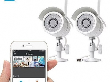 ZModo 720p HD Outdoor IP Camera